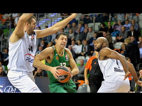 Highlights: PGE Turow Zgorzelec-Panathinaikos Athens