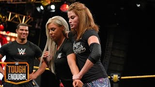Sara Sweeps It All Away: WWE Tough Enough, August 18, 2015