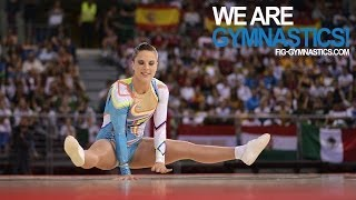 preview picture of video '2012 Aerobic Worlds SOFIA - Individual Women and Trio Finals - We are Gymnastics!'