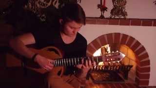 The Elder Scrolls V: Skyrim - Around the Fire (Acoustic Guitar Cover)