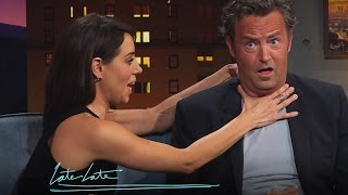 Matthew Perry And Aubrey Plazas 50 Shades Of Grey Sequel