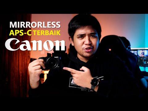 Download Review Kamera Mirrorless Terbaik Canon (Kelas APS-C)   EOS M6 MARK II Mp4 HD Video and MP3