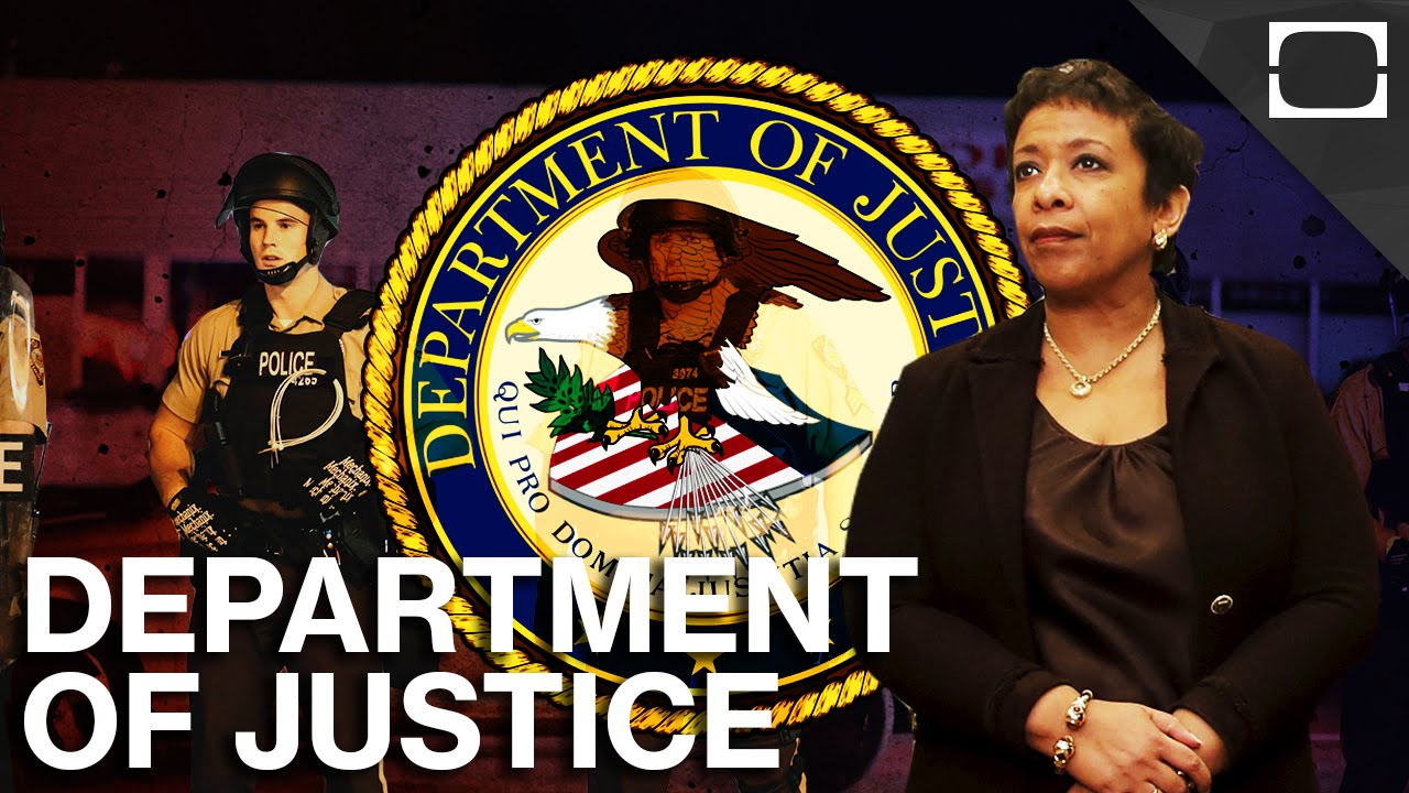 How Powerful Is The U.S. Department Of Justice? thumbnail
