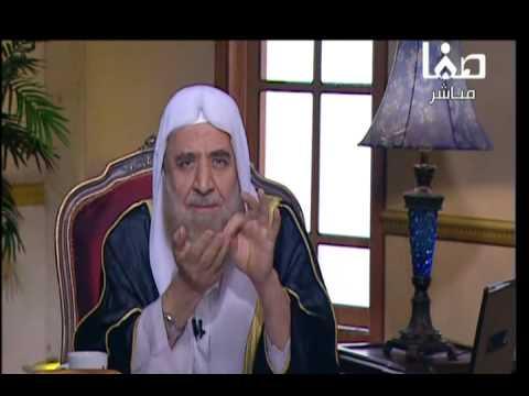 3-6-2010  من القلب إلى القلب 3/10 الشيخ العرعور يحاور الشيعة