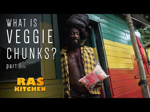 What the hell is Veggie Chunks?!