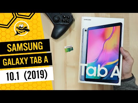Samsung Galaxy Tab A 10.1 (2019) Unboxing and First Impressions