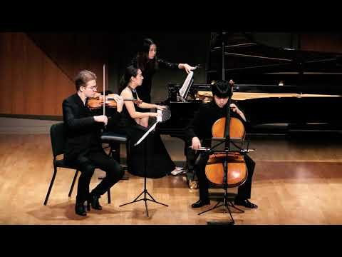 Benefic Piano Trio - Shostakovich Piano Trio No. 1, Op. 8, in C minor