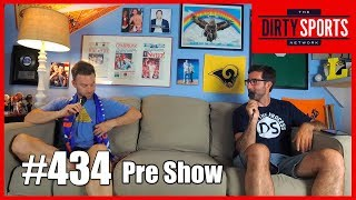 PRESHOW EPISODE 434: Meeting a Canadian DirtBall