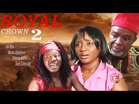 ROYAL CROWN 2. -    Nigerian Nollywood movie