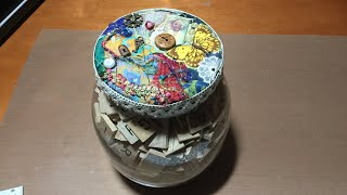Quarantine Crafting : Make A Memory Jar