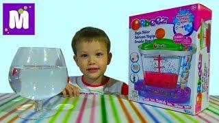Орбиз волшебная фабрика набор c разноцветными шариками