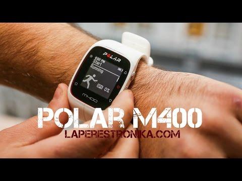 Review del reloj deportivo Polar M400 con GPS y pulsómetro