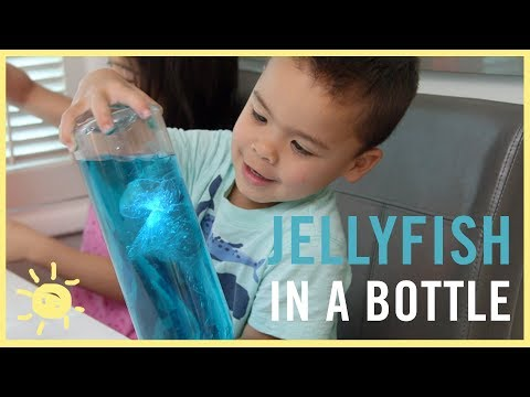 PLAY | Jellyfish in a Bottle!