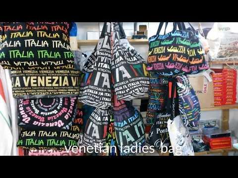 Video Venice souvenir shop