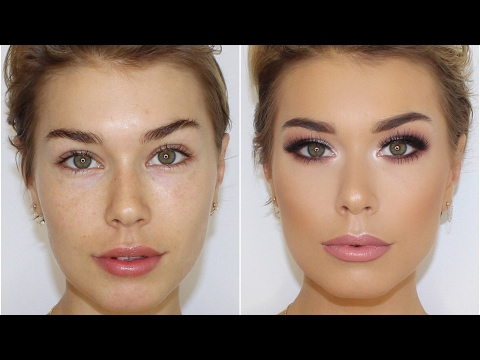 Bridesmaid Inspired Makeup Tutorial ♡ Jasmine Hand