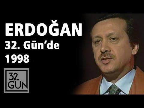 Recep Tayyip Erdoğan Öğrencilerin Sorularını Yanıtlıyor | 1998 | 32. Gün Arşivi