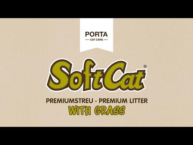 Vorschau: SoftCat im Papierbeutel