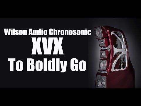 External Review Video _-KhYh4FmX4 for Wilson Audio Chronosonic XVX Floorstanding Loudspeaker
