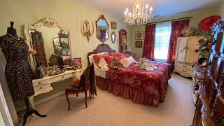 MY CLIENTS FRENCH COUNTRY MASTER BEDROOM MINI REFERESH