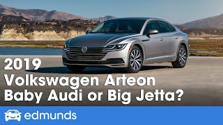 2019 Volkswagen Arteon Test Drive: A Flagship Sedan With Flair | Edmunds