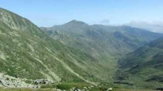 Muntii Godeanu - Muntii Cernei(Mariana Draghicescu - Frunzulita firul ierbii)