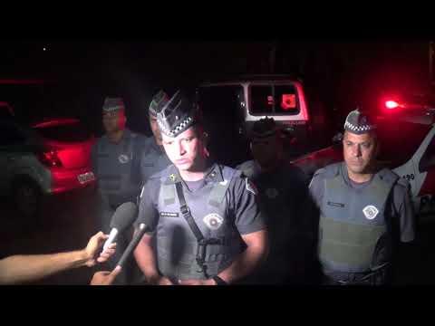 Bandidos Chilenos invade roubam e agridem o Prefeito Ayres Scorsatto em sua casa no Distrito dos Barnabés