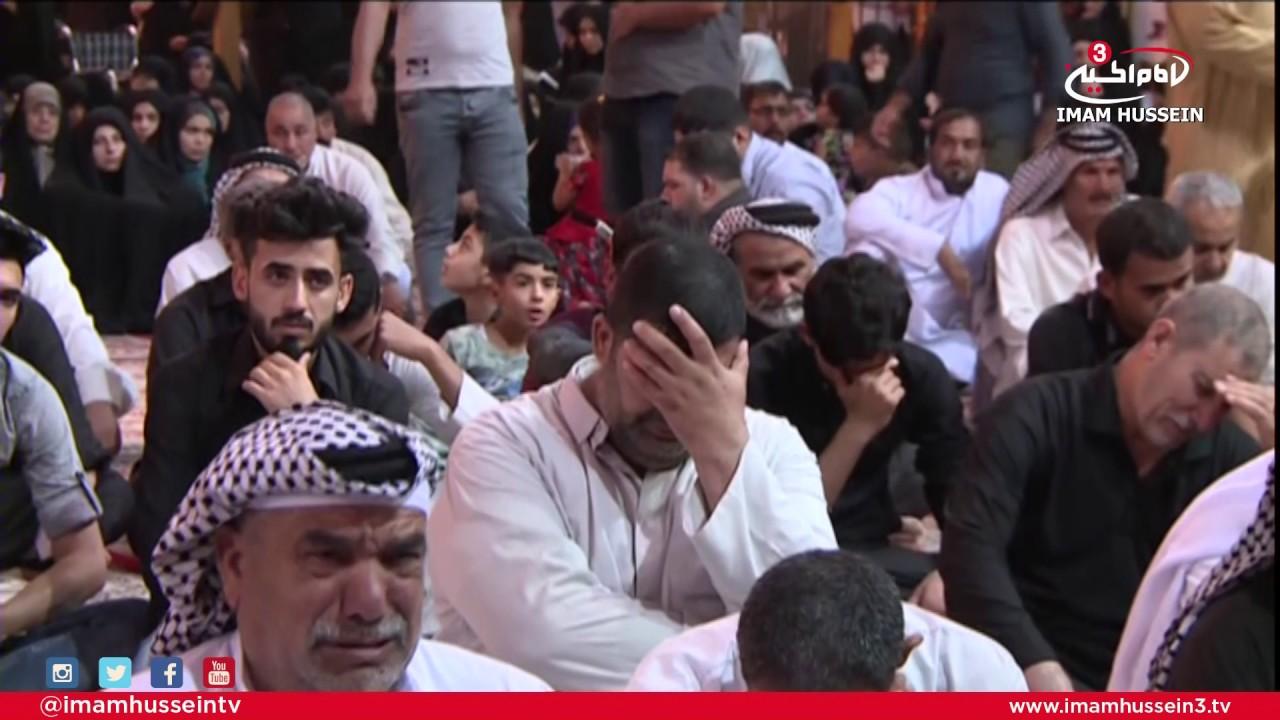 Martyrdom of Imam Ali I Night 3