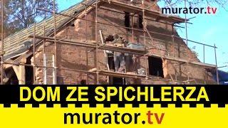 Dom Ze Spichlerza. Jak Uratować Stary, Rozpadający Się Budynek?