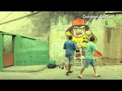 Rocinha - RJ - Contra Tuberculose - 2014