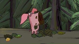 Поросёнок: Фильм 8-й | Дикая | анимация для детей | мультфильм поросенка | Piglet Cartoon - Wild