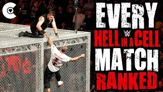 Every Hell In A Cell Match Ranked From WORST To BEST