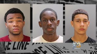 3 Teens Charged As Adults With Murder In Beating Death Man