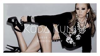 Koda Kumi 『倖田來未』 PV's 2010 - 2015