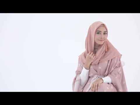 Video Tutorial Hijab Untuk Baju Kaftan by Irna Dewi