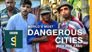 World's Most Dangerous Cities: Port Moresby (PNG) BBC Stories