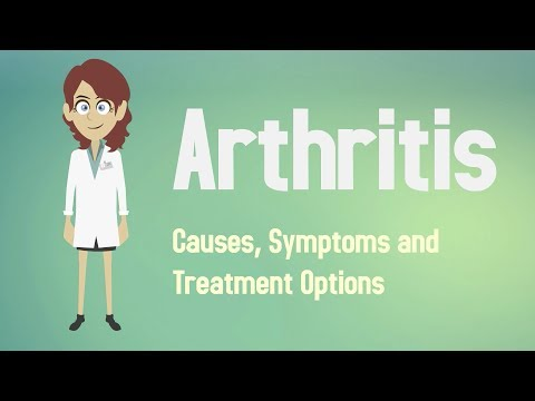 Video Arthritis - Causes, Symptoms and Treatment Options