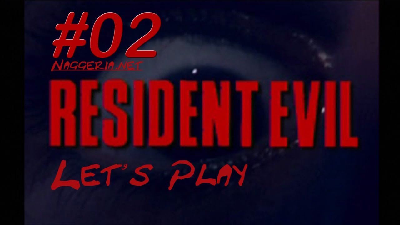 [Let's Play] Resident Evil – 02 – Pflanzentöter (PS 1 / Chris)