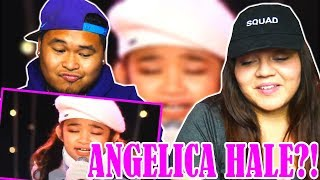 """10 Year Old Angelica Hale Sings """"Oh Holy Night"""" (LIVE) 