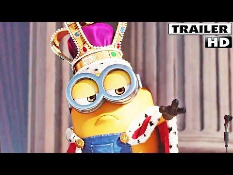 Trailer Los Minions