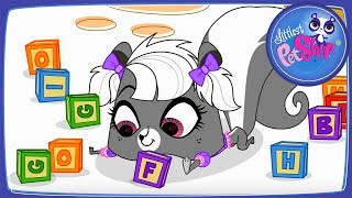 Мультики для детей про #ПетШоп 👍 Удачи! #ЛПС  Мультфильм онлайн Маленький Зоомагазин #LPS