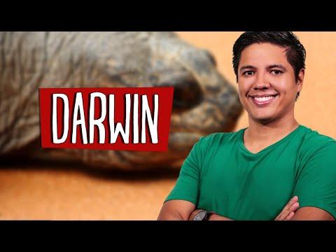 DARWINISMO - CHARLES DARWIN e SELEÇÃO NATURAL - Prof. Kennedy Ramos