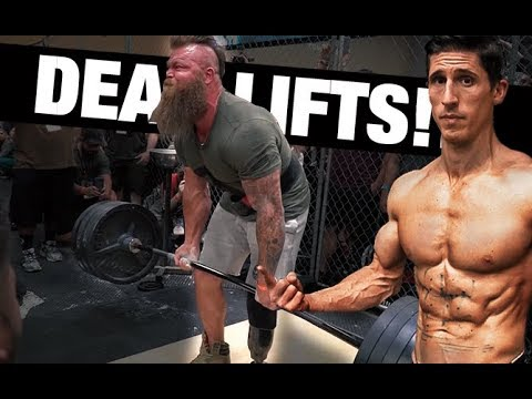 Stronger Deadlift – GUARANTEED! (3 Monster Moves)