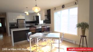 preview picture of video 'Condo NDG - 2305 West Hill'