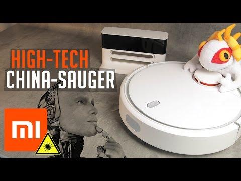 Xiaomi Mi Robot - High-Tech Saugroboter mit Hirn!