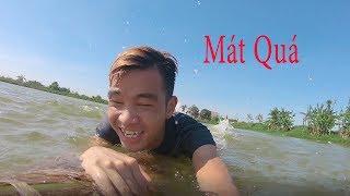 PHD | Thi Bơi 200m | Swimming Challenge