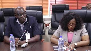 Video: NCC to collaborate with NESREA for Cleaner Environment
