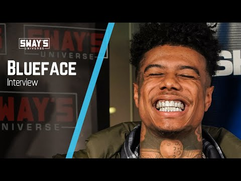 Blueface Talks 'Famous Cryp', 'Thotiana', 'Next Big Thing' His Quick Rise To Fame | Sway's Universe