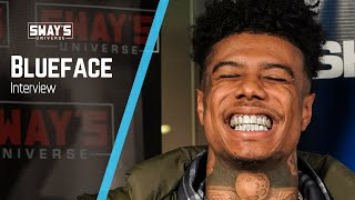 Blueface Talks 'Famous Cryp', 'Thotiana', 'Next Big Thing' His Quick Rise To Fame