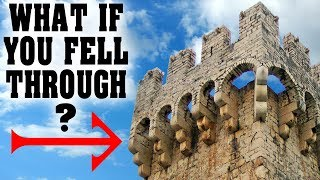 All about MACHICOLATIONS! the coolest castle defensive feature