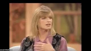 Linda McCartney interview, December 10th 1992 (Part One) (Click on link in description for Part 2)